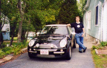 Original GBMINI (2002 Cooper)
