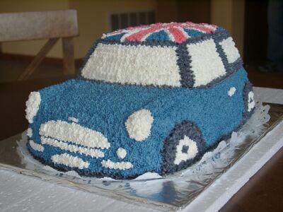 GBMINI#2 cake