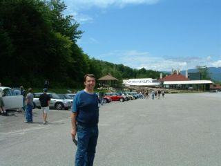 Ian at MOT2003