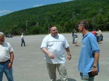 Chris at MOT2003