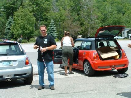 Steve at MOT2003
