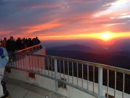 MOT2003 Mount Washington sunset