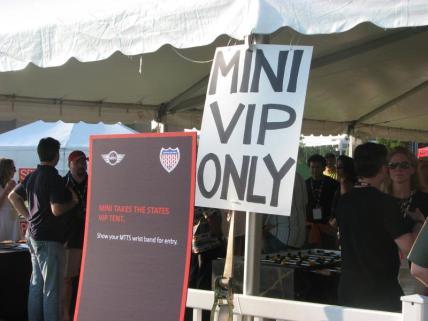 MINI VIP tent