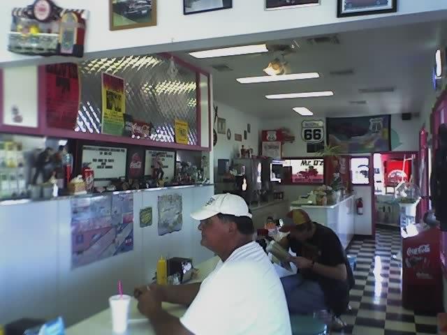 Mr D, Kingman AZ (phone pic)