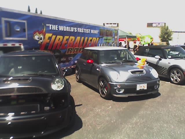 MTTS and Fireball Time at Barstow (phone pic)
