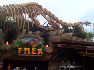 t-rex-outside