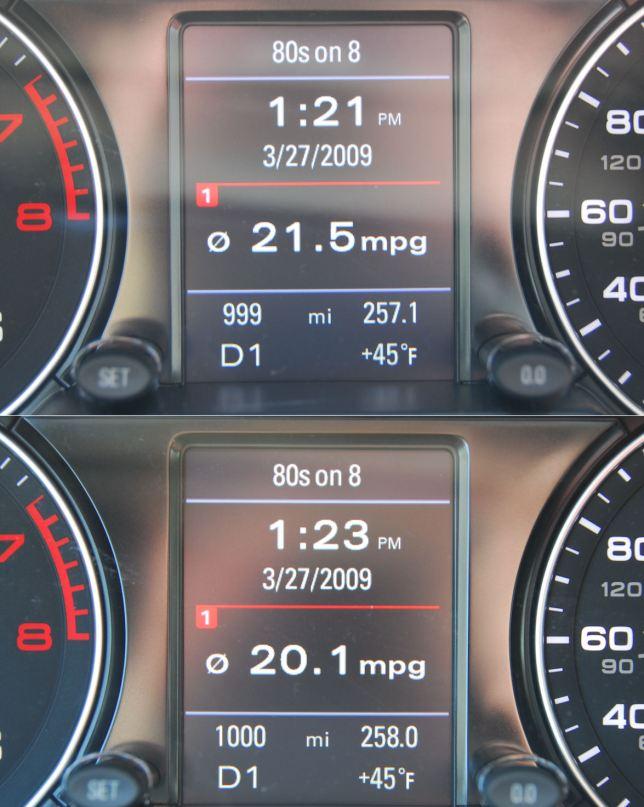 Q5 reaches 1,000 miles