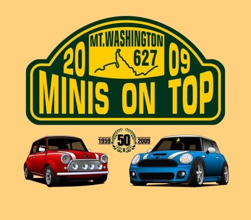 MOT2009 logo design
