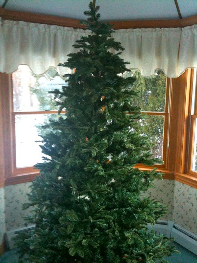 strippedxmastree