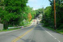 Route 133 towards Essex