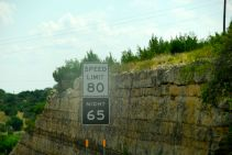 Fast speed limit!