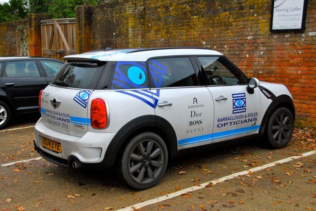 Countryman in Battle, England