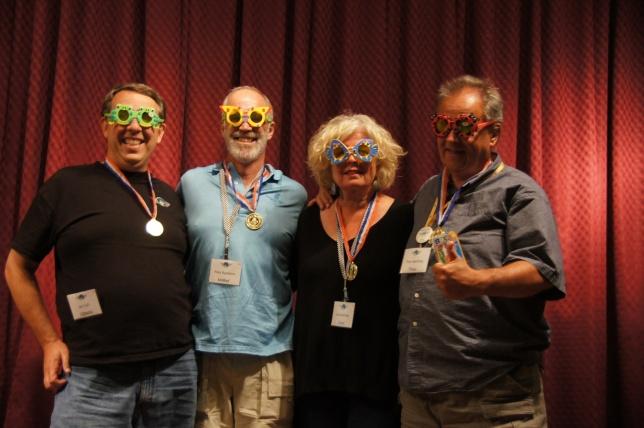 Team 42: Ian, Pete, Carol, Theo