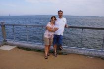 Margaret & Ian on Long Island