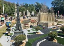 Legoland Eiffel Tower and Venetian