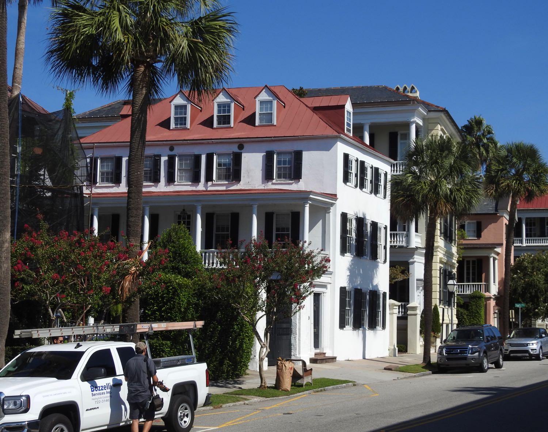 Charleston and the Tea Plantation - M&I / GBMINI